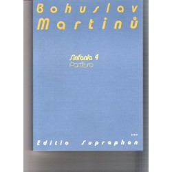 Martinů Bohuslav-Sinfonia 4