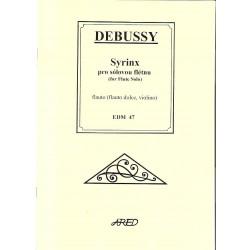 Debussy Claude- Syrinx