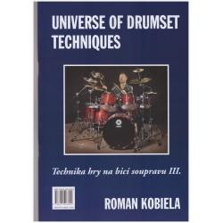 Kobiela R.- Technika hry na bicí soupravu III