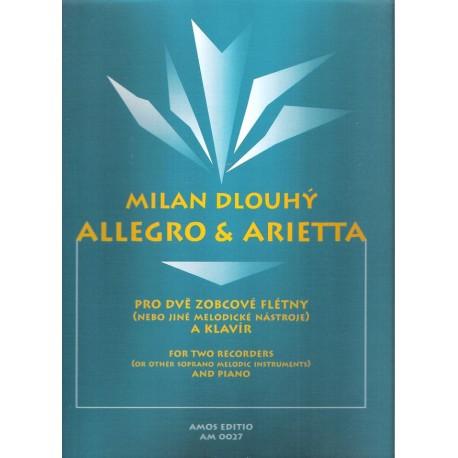Dlouhý M.- Allegro a arietta
