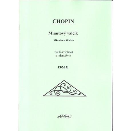 Chopin Frederic- Minutový valčík