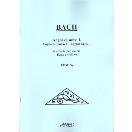 Bach J.S. - Anglické suity I