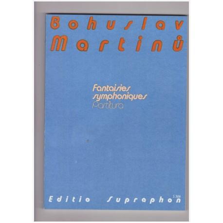 Martinů B.- Symfonie č.6