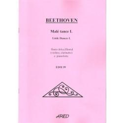 Beethoven L.v. - Malé tance I.