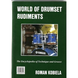 Kobiela - World of Drumset Rudiments