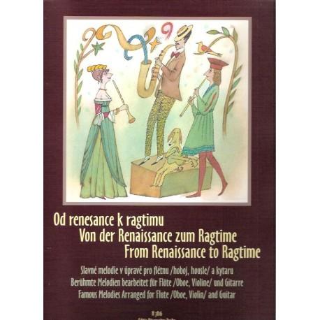 - Od renesance k ragtimu