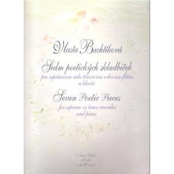 Bachtíková V.- Sedm poetických skladbiček
