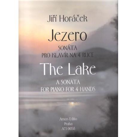 Horáček J.- Jezero