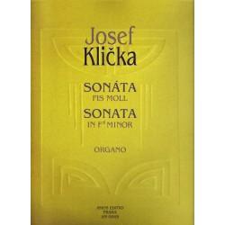 Klička J.- Sonáta fis moll