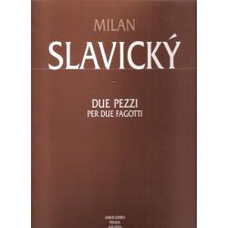 Slavický M.- Due pezzi