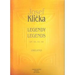 Klička J.- Legendy
