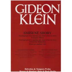 -Klein G. - Smíšené sbory