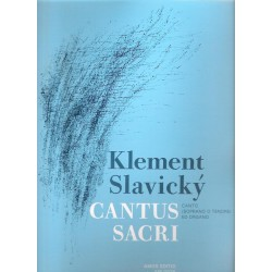 Slavický K.- Cantus Sacri