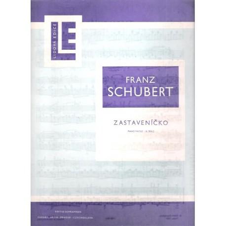 Schuber F. - Zastaveníčko