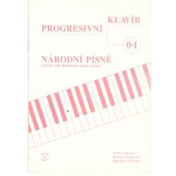 - Progresivní klavír O-1