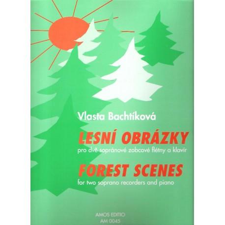 Bachtíková V.- Lesní obrázky