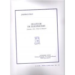 Feld J. - Kvartet pro 4 saxofony