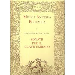Dušek F.X. - Sonate per il Clavicembalo