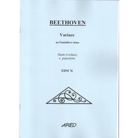 Beethoven L.v.- Variace