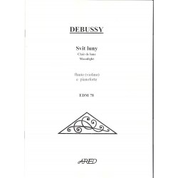 Debussy Claude - Svit luny