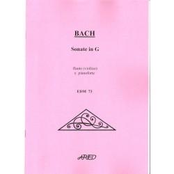 Bach J.S. - Sonáta G