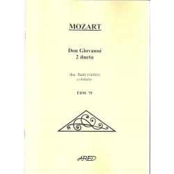 Mozart W.A.- Don Giovanni-2 dueta