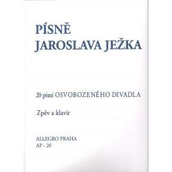 Ježek Jaroslav - 20 písní osvobozeného divadla