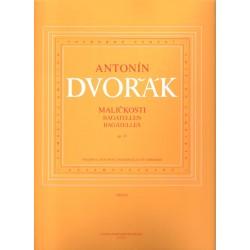 Dvořák Antonín - Maličkosti op.47