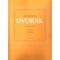 Dvořák Antonín - Legendy op.59