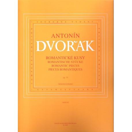 Dvořák Antonín - Romantické kusy