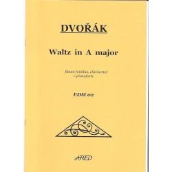 Dvořák Antonín - Valčík A dur