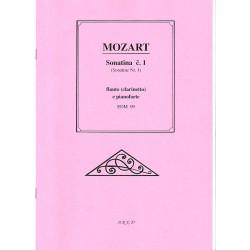 Mozart W.A.- Sonatina č.1