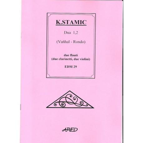 Stamic K.- Dua 1,2