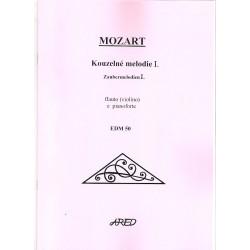 Mozart W.A. - Kouzelné melodie