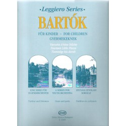 Bartók B. - Dětem