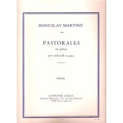 Martinů B.- Pastorales