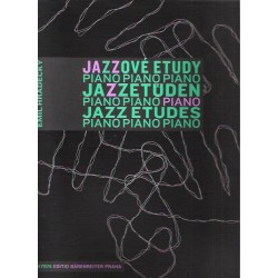 Hradecký E.- Jazzové etudy