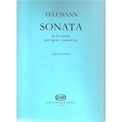 Telemann G.P. - Sonata F dur