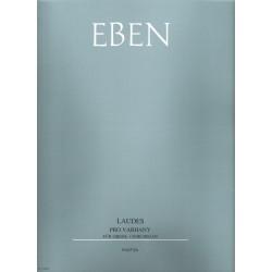 Eben P.- Laudes