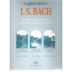 Bach J.S.- Goldbergovské variace