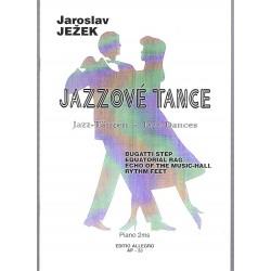 Ježek Jaroslav - Jazzové tance