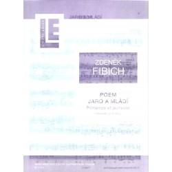 Fibich Zdeněk - Poem