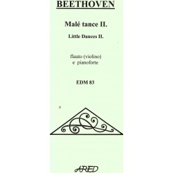 Beethoven L. - Malé tance II.