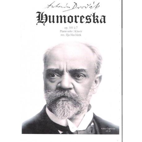 Dvořák Antonín-Humoreska č.7 op.101