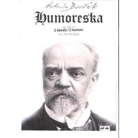 Dvořák Antonín- Humoreska op.101 č. 7