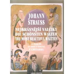 Strauss J.- Nejkrásnější valčíky