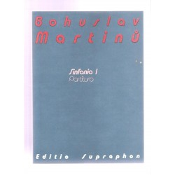 Martinů B.- Symfonie I