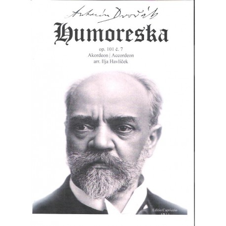 Dvořák Antonín- Humoreska  op.101 č.7