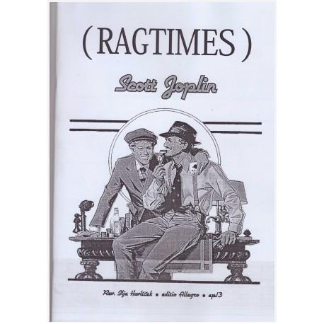Joplin Scott-10 Ragtimes