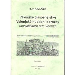 Havlíček Ilja-Velenjské hudební obrázky